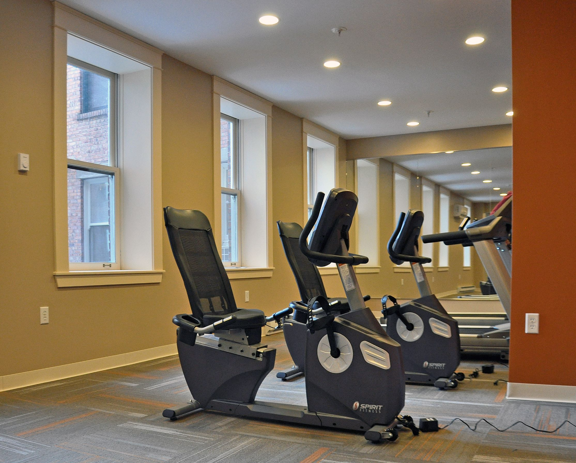 The Burlington Fitness Center