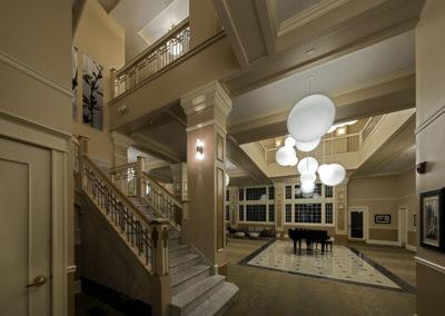 The Burlington Lobby